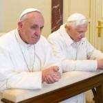 Francesco I e Benedetto XVI