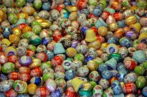 Pasqua ovetti di cioccolato