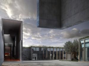 Progetto parco cimiteriale Chiesanuova
