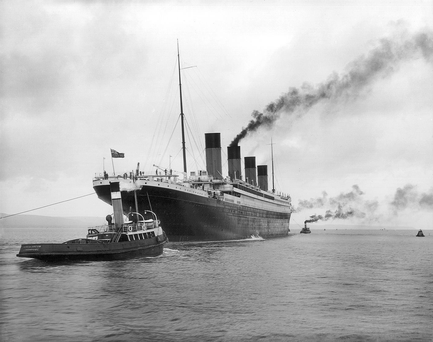RMS Titanic 2