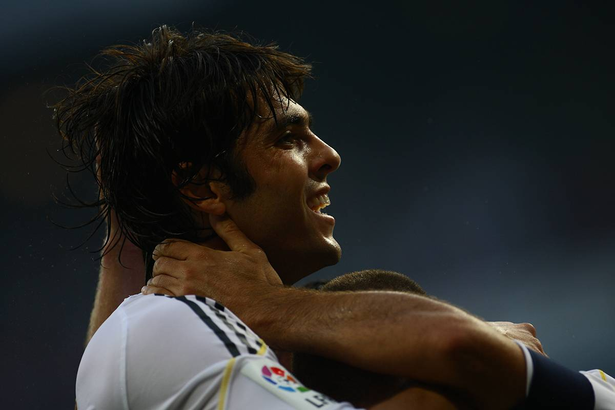 Ricardo Kakà Real Madrid