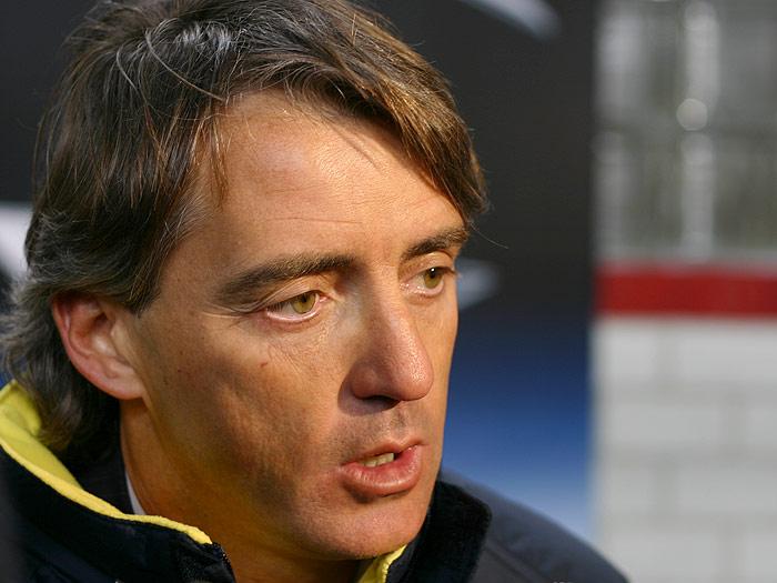 Mancini Inter Serie A