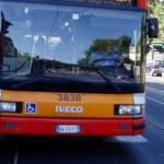 sull'autobus senza biglietto