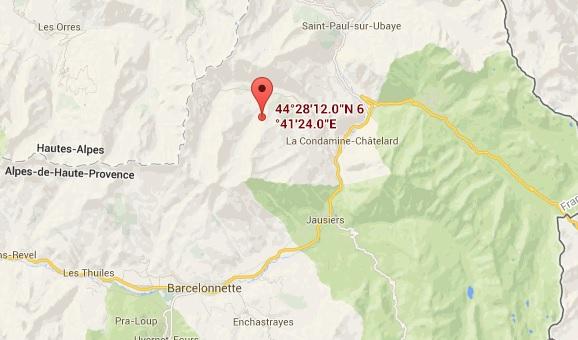 Terremoto Alpi 7 Aprile 2014