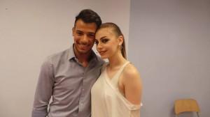 UeD Trono Classico Aldo ed Alessia2