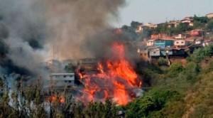 Valparaiso incendio