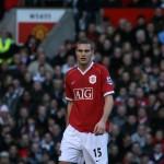 Vidic del Manchester United IronMan