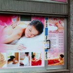 centro massaggi cinese sequestrato