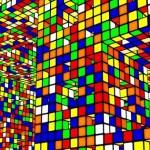 cubo di Rubik colori
