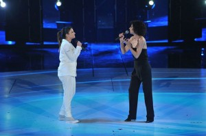 duetto Deborah-Giorgia Amici 13