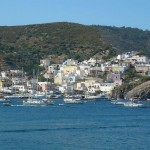 isola Ponza progetto ambientale 2014