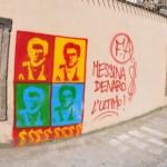 Matteo Messina Denaro murales