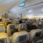 Panico su Volo United Airlines