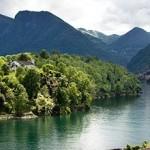 lago como isola comacina