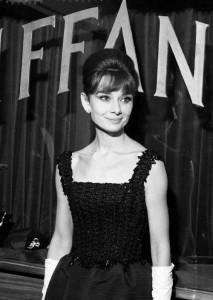 Audrey Hepburn acconciatura