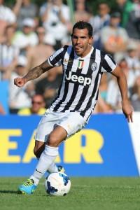 Carlos Tevez FC Juventus2