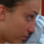 Chicca piange GF13