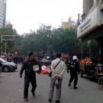 Cina attentato mortale