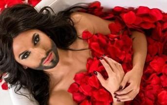 Conchita Wurst diventa una Barbie…con la barba?