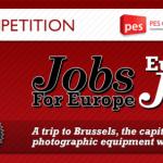 contesto fotografico tema Europa e lavoro 2014