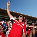 Fernando Alonso Official facebook