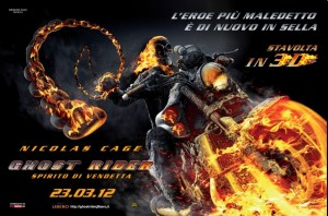 Ghost Rider Spirito DI Vendetta facebook