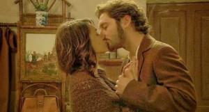 Il Segreto Pepa e Tristan si baciano