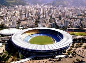 Maracanã Stadium di Rio de Janeiro2