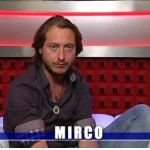 Mirco in confessionale