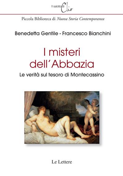 presentazione libro misteri abbazia Montecassino