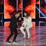 Moreno e Deborah live performance