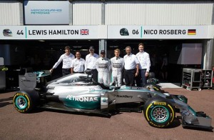 Nico Rosberg facebook