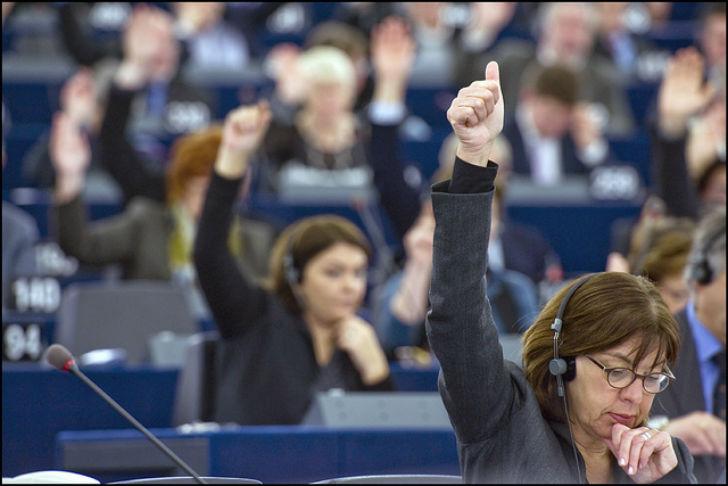 Parlamento europeo contest 2014
