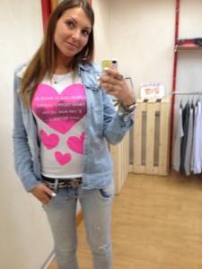 Tara Gabrieletto maglietta