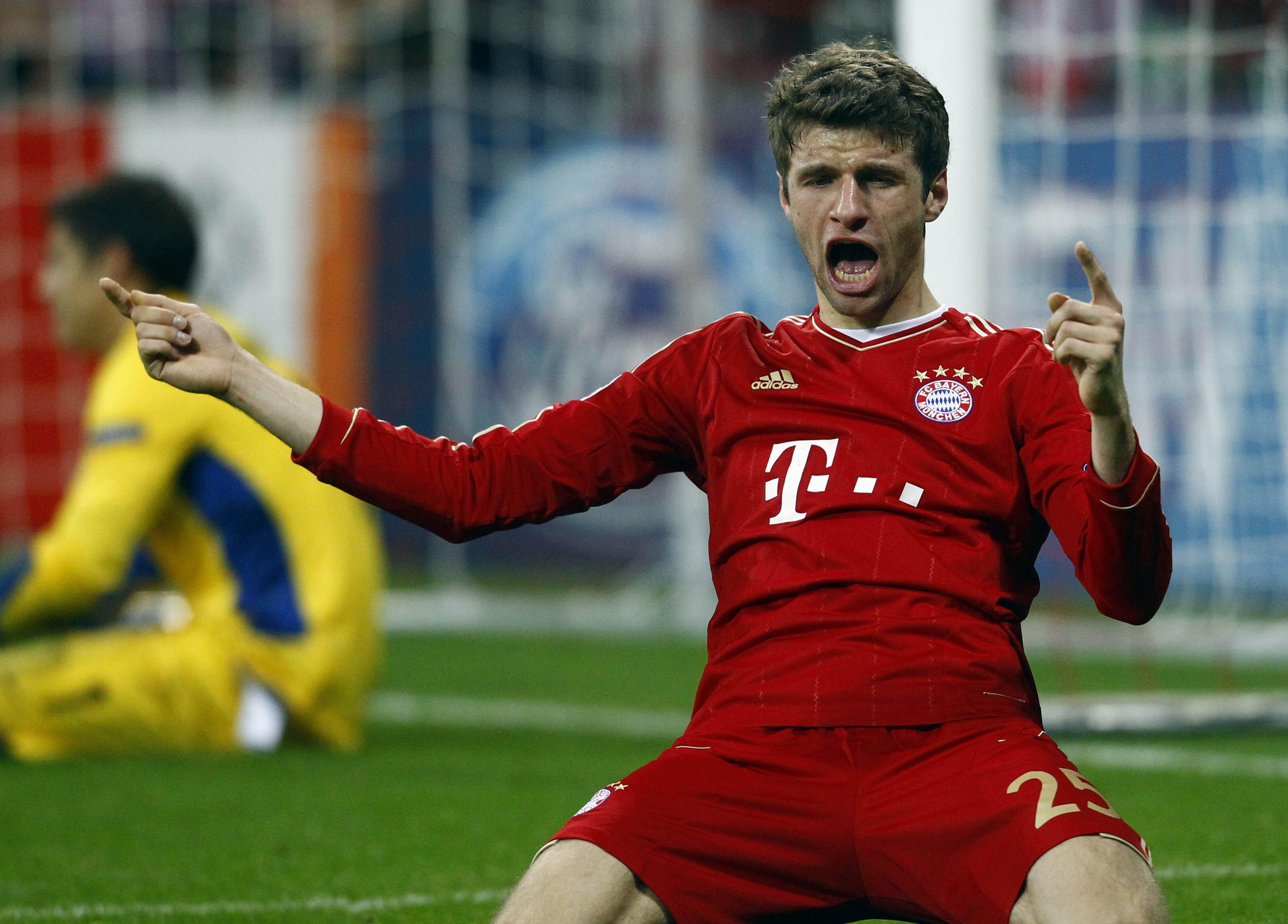 Bayern Monaco Muller calciomercato