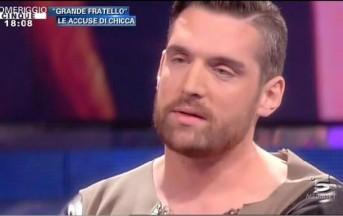 """Pomeriggio Cinque, Leonardo Tumiotto vs Luxuria: """"Non rinnego il mio passato"""""""