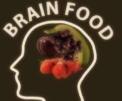 alimentazione per il cervello
