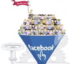 Alla ricerca degli amici su fb