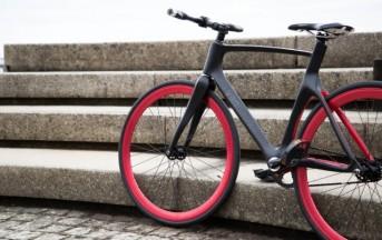 """Valour, la bici """"intelligente"""" per pedalare in piena sicurezza"""