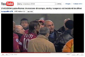 derby roma 2004