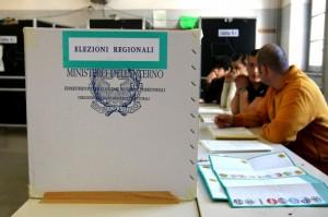 Elezioni regionali urna