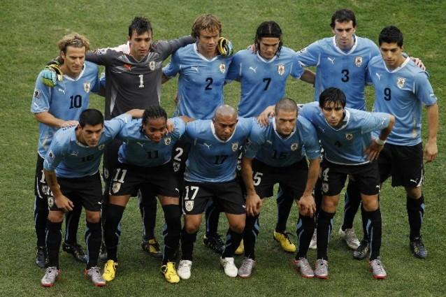 uruguay formazione