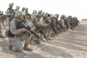 marines esercito usa