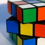 Doodle dedicato a Rubik