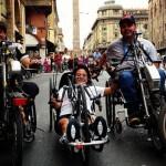 la skarrozzata evento sociale Bologna 2014