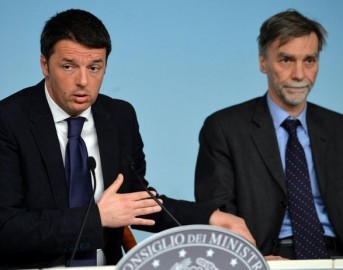 Scissione Pd: fuorionda Delrio inguaia Matteo Renzi: ecco il video che sta imbarazzando il Partito Democratico