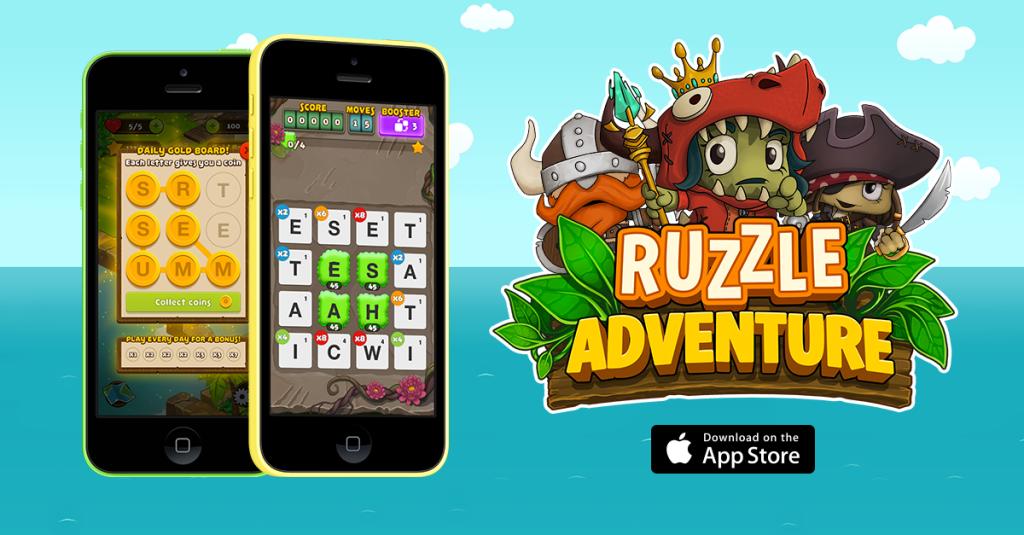 ruzzle mag interactive
