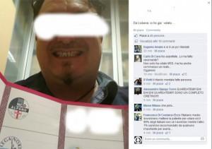 selfie portogallo