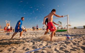 Vacanze in spiaggia: Riviera Romagnola per fare sport low cost!