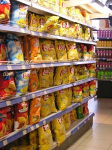 supermarket marchi di prodotti alimentari controllati da poche aziende